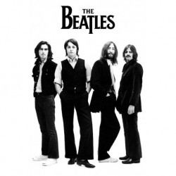 The Beatles - White Album Group Shot - Wall Poster - Affiche