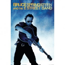 Bruce Springsteen - Wall Poster - Affiche