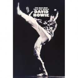 David Bowie - Man Who Sold the World - Affiche