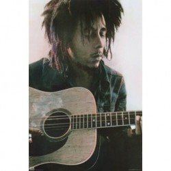 Bob Marley - Acoustic - Wall Poster - Affiche
