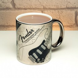 Paladone Fender Chrome Mug - Mug