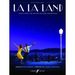 Justin Hurwitz/Benj Pasek/Justin Paul - La La Land - PVG Piano, Vocal and Guitar - Recueil