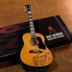 John Lennon Give Peace a Chance Acoustic Guitar - Accessoires pour la maison