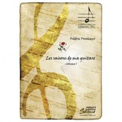 F. Ponthieux - Les Saisons De Ma Guitare Vol 1 - Recueil