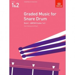 Kevin Hathway - Graded Music for Snare Drum, Book I - Recueil
