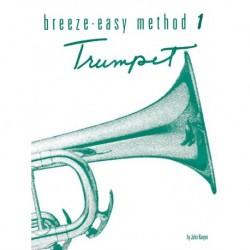 John Kinyon - Breeze-Easy Method for Trumpet (Cornet), Book I - Recueil