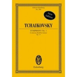 Pyotr Ilyich Tchaikovsky - Symphony No. 1 In G Minor Op. 13 CW 21 - Conducteur de poche