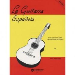 Joep Wanders - Guitarra Espanola - Recueil