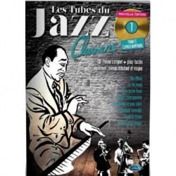 Les Tubes Du Jazz Claviers Volume 1 - Recueil + CD