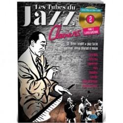 Les Tubes Du Jazz Claviers Volume 2 - Recueil + CD