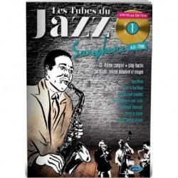 Les Tubes Du Jazz Saxophone Volume 1 - Recueil + CD