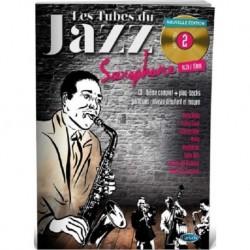 Les Tubes Du Jazz Saxophone Volume 2 - Recueil + CD