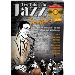 Les Tubes Du Jazz Saxophone Volume 3 - Recueil + CD
