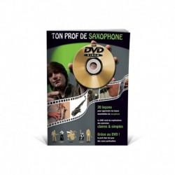 Julien Roux/Jean Claude Doletina - Ton Prof De Saxophone - Recueil + DVD