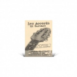 Mini Dictionnaire D'Accords Guitare - Recueil
