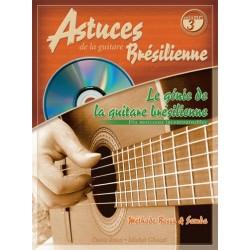 Denis Roux/Michel Ghuzel - Astuces de la Guitare Brésilienne Vol. 3 - Recueil + CD