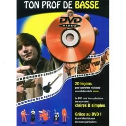 Ton Prof de Basse - Recueil + DVD