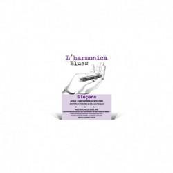 5 leçons pour apprendre les bases de l'harmonica diatonique - Recueil