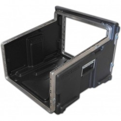 "Boschma Cases - Régie ABS 19"" 11U horizontal + 4U vertical"