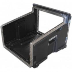 "Boschma Cases SLANTMIXER - Régie ABS 19"" 11U horizontal + 4U vertical"