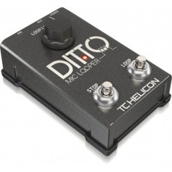 TC Helicon DITTO-VOCAL - Looper Vocal