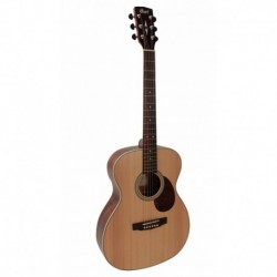 Cort L100OMNS - Guitare folk table massive naturelle