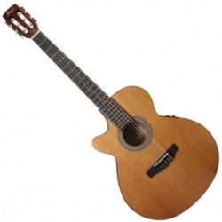 Cort CEC1GOP - Cort CEC1 - Guitare electro-classique gaucher