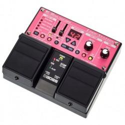 Boss RC-30 - Pédale Looper 2 pistes pour guitare et micro
