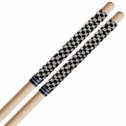 Promark SRCW - Grip damier pour 2 paires de baguettes