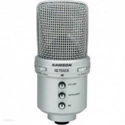 Samson GTRACK - Micro chant studio USB