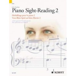 John Kember - Piano Sight-Reading 2 Piano - Recueil