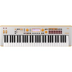 Korg KROSS2-61-GO - Clavier Workstation 61 touches version néon orange