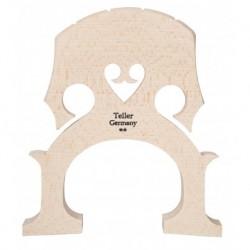 Teller 407803 - Chevalet Violoncelle Standard 1/2 Largeur pied 77
