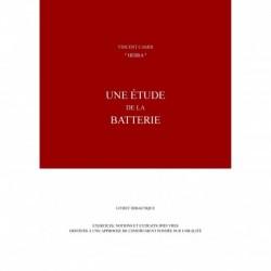 Vincent Cambi HESRA1 - Vincent Cambi - Hesra - Une étude de Batterie