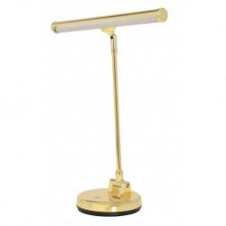 Gewa 140030 - Lampe de piano PL-15 VE8 doré