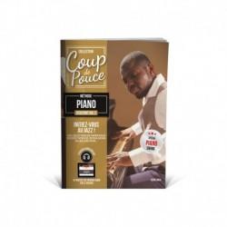 Denis Roux/Thierry Jan - Débutant - Claviers Jazz - Recueil + Enregistrement(s) en ligne