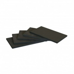 Power Acoustics FC ACCESSORIES FOAM 2 - Pack de 5 plaques en mousse dure de 20 mm de 30 x 50 cm