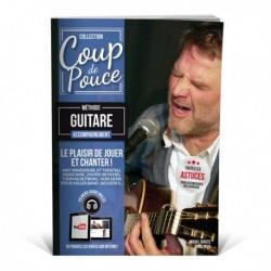 Denis Roux/Michel Ghuzel - Coup De Pouce Accompagnement Guitare - Recueil + Enregistrement(s) en ligne