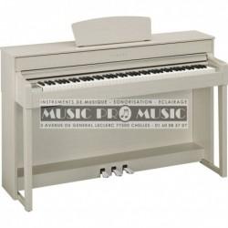 Yamaha CLP-535WA - Piano numérique érable clair avec meuble