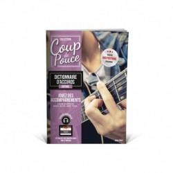 Denis Roux - Coup de Pouce Dictionnaire D'Acccords Guitare - Recueil