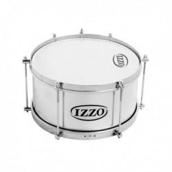 """Izzo IZ5973 - Caixa Guerra aluminium 12"""" x 15cm"""