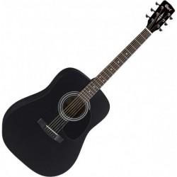 Cort AD810 - Guitare acoustique noir satiné