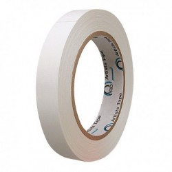 Pro Tapes - Adhésif marquage console professionnel 18 mm x 30 m blanc