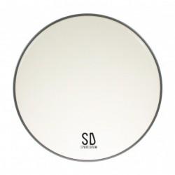 """Sparedrum FO14CL - Peau Timbre CC 14"""" Foster Transparente - 1 pli - 3 mil"""