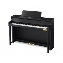 Casio GP-310BK - Piano 88 touches dynamiques finition noir satiné touches en bois d'épicéa avec meuble