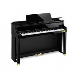 Casio GP-510BP - Piano 88 touches dynamiques finition noire laqué touches en bois d'épicéa avec meuble