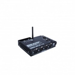 Power Lighting DMX SPLIT 1-4 WIFI - SPLITTER DMX 4 CANAUX WIFI