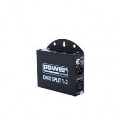Power Lighting DMX SPLIT 1-2 - Splitter DMX 2 Canaux