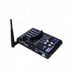 Power Lighting DMX MINISHOW 54C WIFI - Console DMX 54 Canaux WIFI