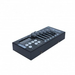 Power Lighting DMX MINISHOW 54C - Console DMX 54 Canaux